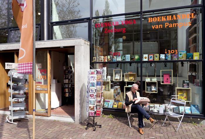 boeken winkel amsterdam