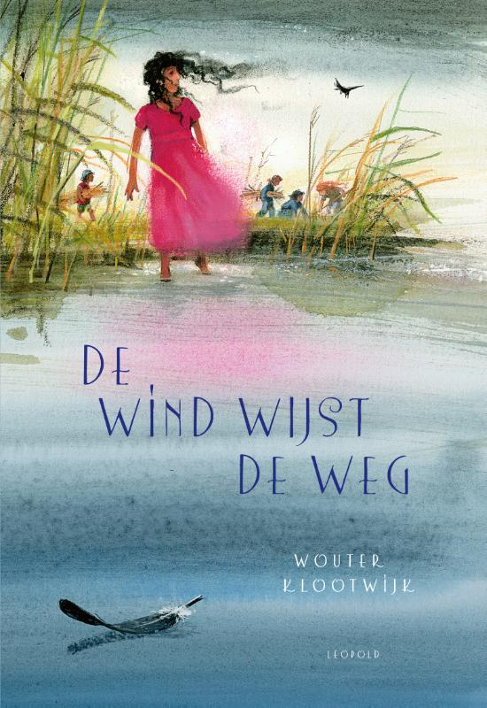 De wind wijst de weg