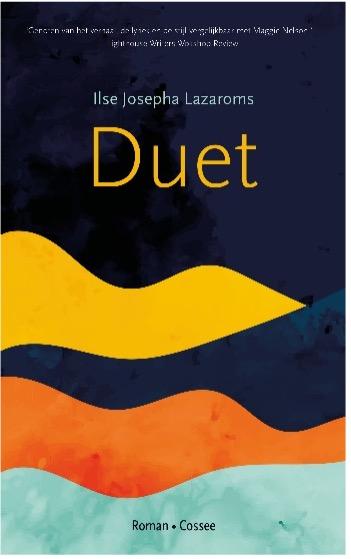 boekpresentatie: Duet - Ilse Lazaroms